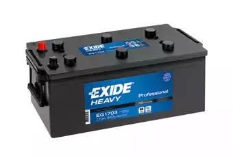 EXIDE 170Ah 950A