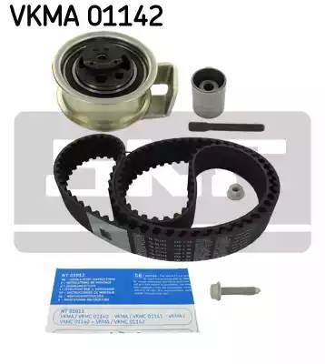 Ремкомплект ГРМ, SKF, VKMA01142