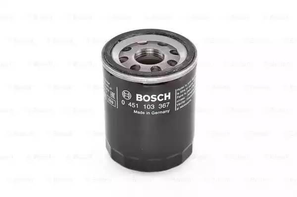 Фильтр масляный, BOSCH, 0451103367