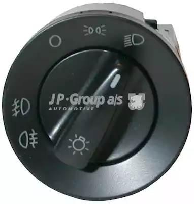 JP1196100600 выключатель основного света VW Passat/Polo/Golf/Sharan/Bora 99 1196100600