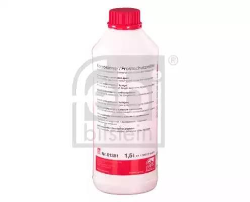 Febi G12 концентрат 1,5л красный