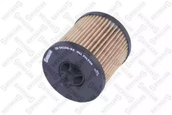 Фильтр масляный, STELLOX, 2050258SX