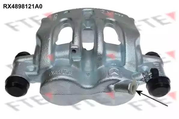 Суппорт передний левый 906 209-318CDI