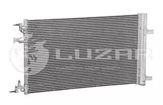 Радиатор кондиционера Luzar LRAC 0552