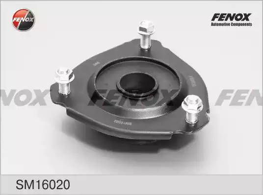 SM16020 опора амортизатора переднего Toyota RAV4 94-05, Chery Tiggo 05