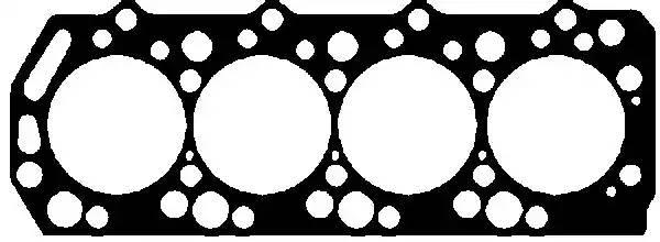 Прокладка ГБЦ MITSUBISHI PAJERO/L200 HYUNDAY H1/GALLOPER 2.5TD 4D56