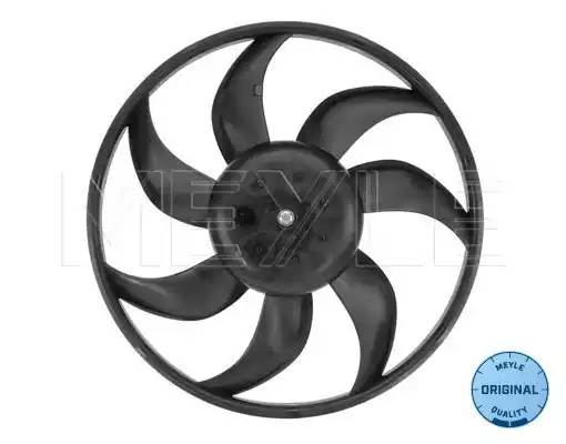 614 236 0013 вентилятор охлаждения МКПП AC+ Fiat Grand Punto1.4i