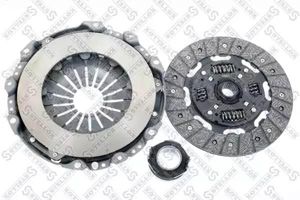 07-01015-SX комплект сцепления Honda Accord/Civic, Rover 25/45/200/400/600 2.0TDs 0701015sx