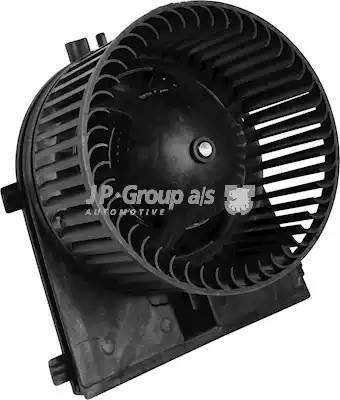 JP1126100100 вентилятор отопителя Audi A3, Skoda Octavia 1.4-2.0/1.9TDi 97-05
