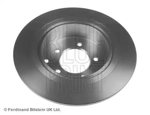 диск тормозной задний 2WD MITSUBISHI ASX 10-, Outlander 03-12, DODGE CALIBER 06-, JEEP COMPASS 06-,