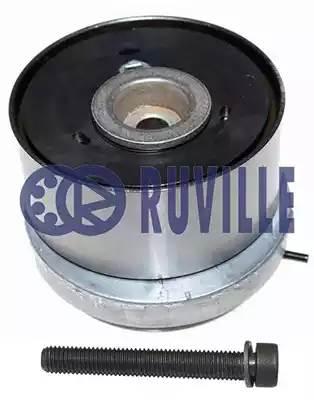 Ролик натяжной с механизмом натяжения, RUVILLE, 55351