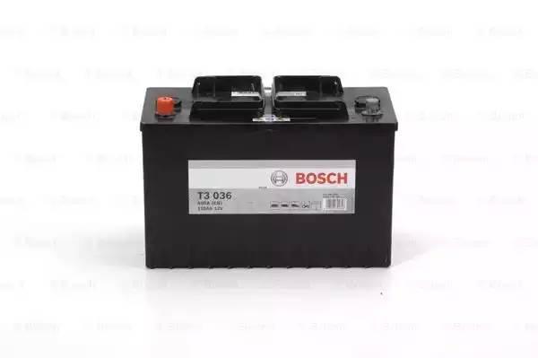 BOSCH 110Ah 680A L+