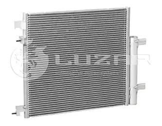 Радиатор кондиционера Luzar LRAC 05141