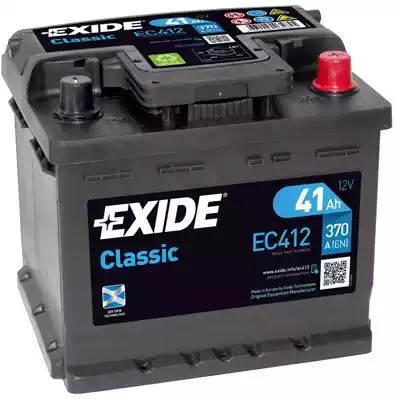 EXIDE EC412