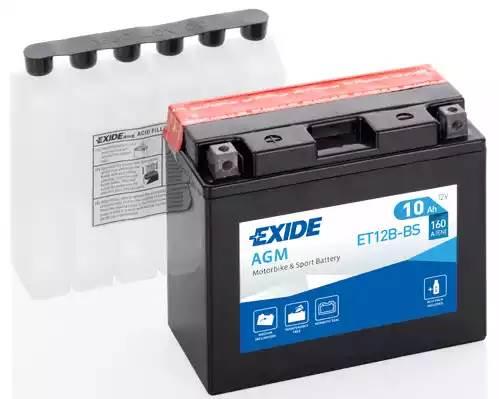 EXIDE ET12B-BS