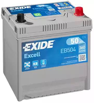 Exide Excell EB504