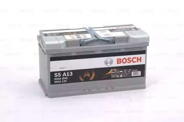Батарея аккумуляторная, 12В 95А/ч