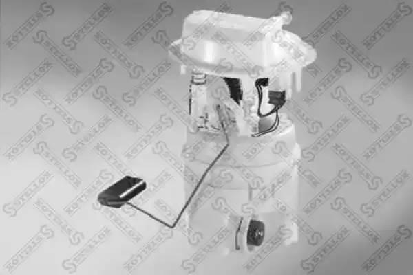 10-02050-SX насос топливный электрический в сборе 3bar Peugeot 206 1.1-1.6 01