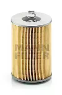Фильтр масляный, MANN, H1275X