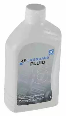 Масло ZF-Lifeguard Fluid 6