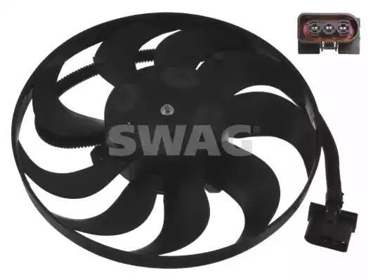 Вентилятор AUDI A3 (8L1) [2000 - ] SWAG 99 91 4744