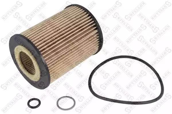 20-50367-SX фильтр масляный BMW E60/61/63/64/65/X5 3.5-4.8i 01