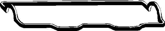 701.823E прокладка клапанной крышки Toyota Corolla/Starlet 1.0-1.5 85