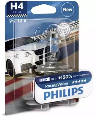 Лампа галоген' Racing Vision H4' 12В 60/55Вт