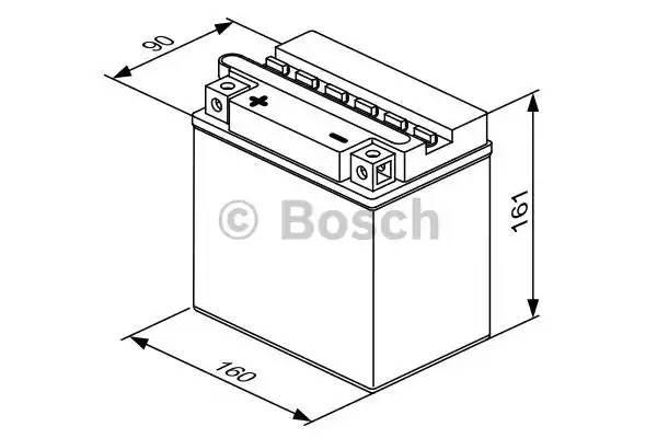 BOSCH 0 092 M4F 390
