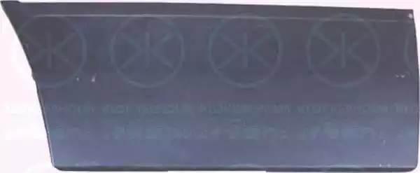 Панель ремонтная дверь низкий прав MERCEDES:Sprinter 95-06