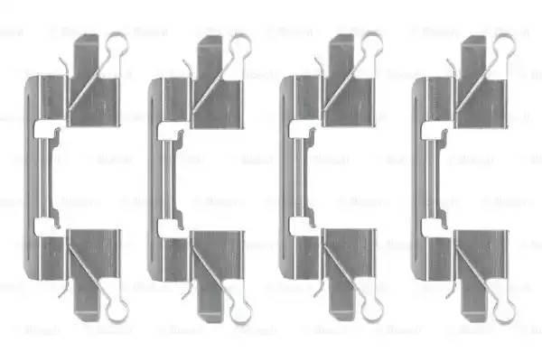 пружинки передних колодок