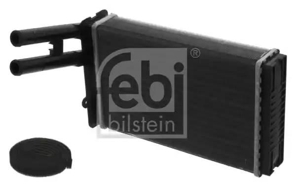 14741F радиатор печки Audi 80/A4 86