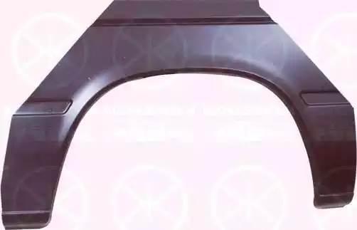 Арка крыла Лев=Прав  задн MERCEDES: SPRINTER 95-