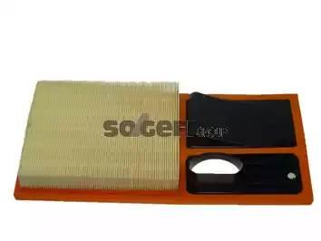 Фильтр воздушный, FRAM, CA10509