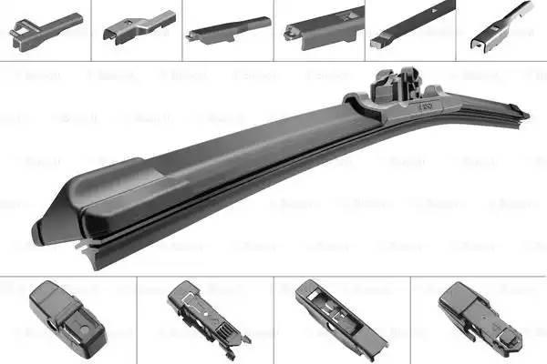 Щетка с/оч Aerotwin plus (1 шт.), 450 мм