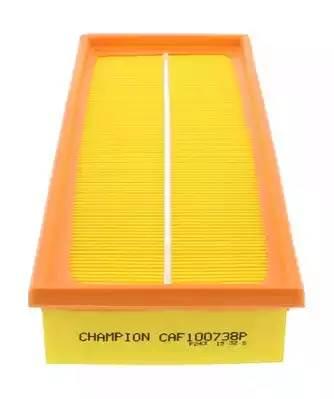 Фильтр воздушный, CHAMPION, CAF100738P