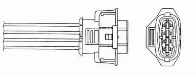 Датчик кислородный R OZA334SZ5 OP 4пр. Z18XER Astra 1.8i 05-: Vectra 1.8i 06-: Zafira B 1.8i 05-: 939A4.000 FI Croma 1.8i 05-: AR 159 1.8i 05-: