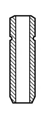 Втулка клапана MB 2.0D/3.0TD OM601/603  83>  14.07x8x39.5 IN