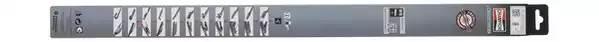 Щётки стеклоочистителя бескаркасные 'Aerovantage', со спойлером, комплект
