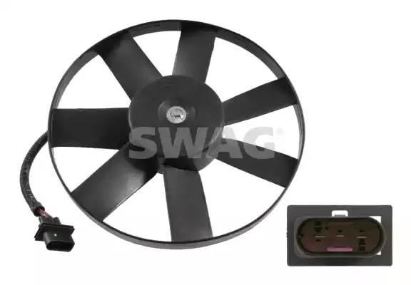 Вентилятор AUDI A3 (8L1) [2000 - ] SWAG 99 91 4748