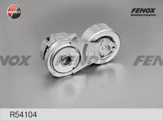 Ролик натяжной ремня НО, FENOX, R54104