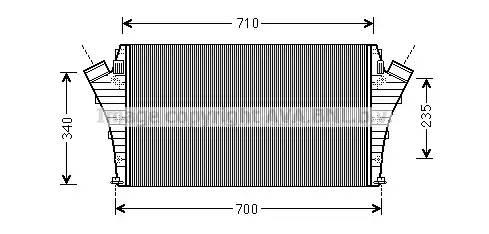 Интеркулер, AVA, OLA4491