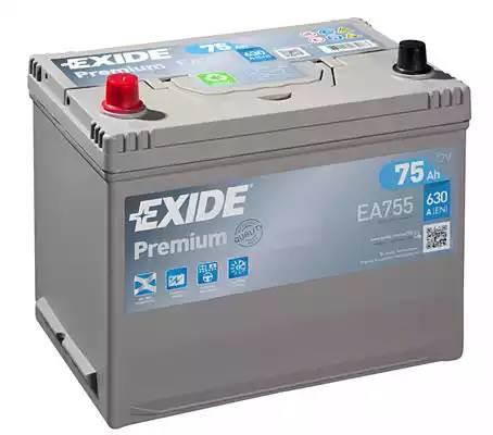 Exide Premium EA755