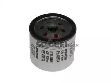 Фильтр масляный, FRAM, PH4553A