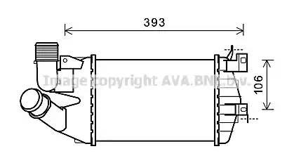 Интеркулер, AVA, OL4584