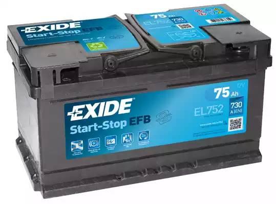 EXIDE EL752
