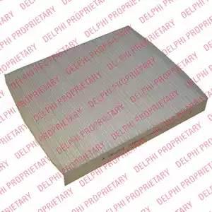 Фильтр салона AUDI A1 (8X1) [2010 - ] DELPHI TSP0325111C