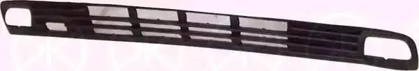 Решетка на пер. бампер с отв. под фонарь