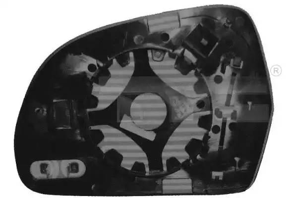 30200731 TYC Зеркальное стекло, узел стекла