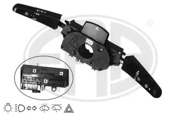 Переключатель подрулевой MERCEDES-BENZ: SPRINTER 2-t c бортовой платформой/ходовая часть (901, 902) 208 D/210 D/212 D 95-06, SPRINTER 2-t фургон (901, 902) 208 D/210 D/21